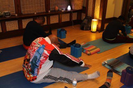 Yoga for Men! On select Wednesdays
