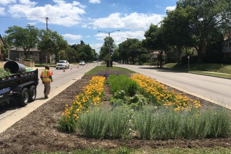 City of Milwaukee, Walnut Way Join Forces on Green Infrastructure Projects with New National Partner, Institute for Sustainable Communities