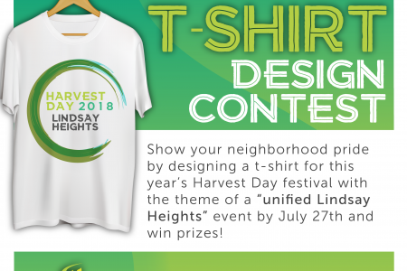 Harvest Day T-shirt Design Contest