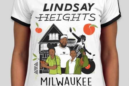 Lindsay Heights T-shirts for Sale