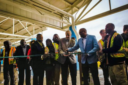 In the Media: Lindsay Heights Leaders Gather for Ribbon Cutting