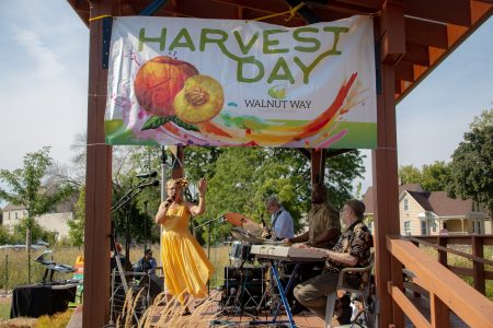 In the Media: Dominic Inouye: On the Art of Community at Walnut Way's Harvest Day