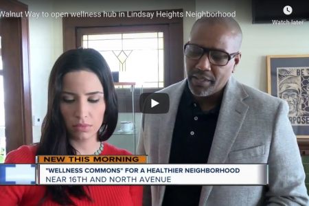 In the News: TMJ4 Visits Walnut Way to Learn About the Wellness Commons