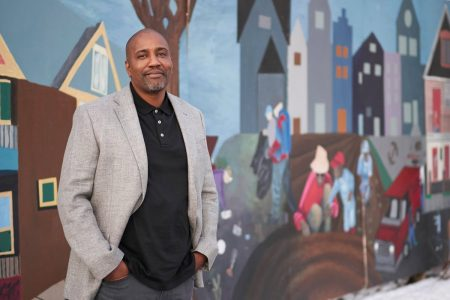 In the Media: Shepherd Express meets with our Director, Antonio Butts