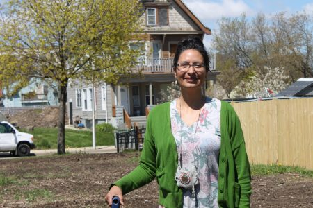 A Sweet Letter from the Gardens: Meet Angela, Urban Agriculture Coordinator