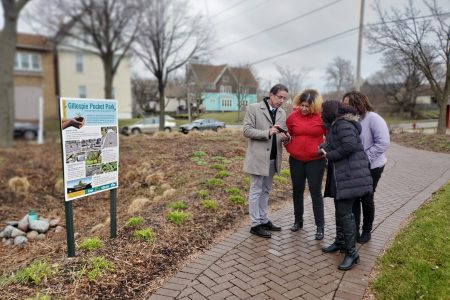 In the Media: Climate Resiliency Pulitizer Center Story by 89.7 FM WUWM