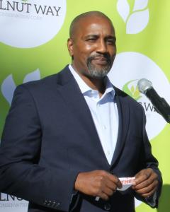 Antonio Butts Walnut Way Executive Director Wellness Commons Celebration