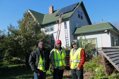 Walnut Way and RENEW Wisconsin team up to learn about barriers to solar for  BIPOC