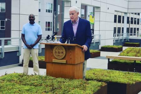 Walnut Way's Wellness Commons Recipient of Mayor's Design Award